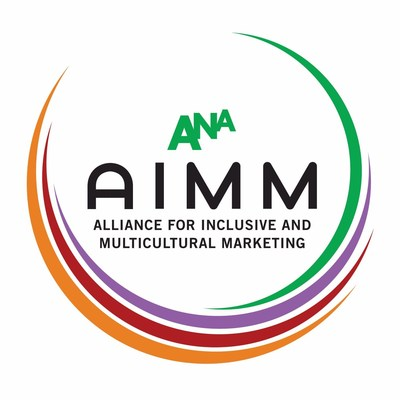 ANA's Alliance for Inclusive and Multicultural Marketing (AIMM) Logo